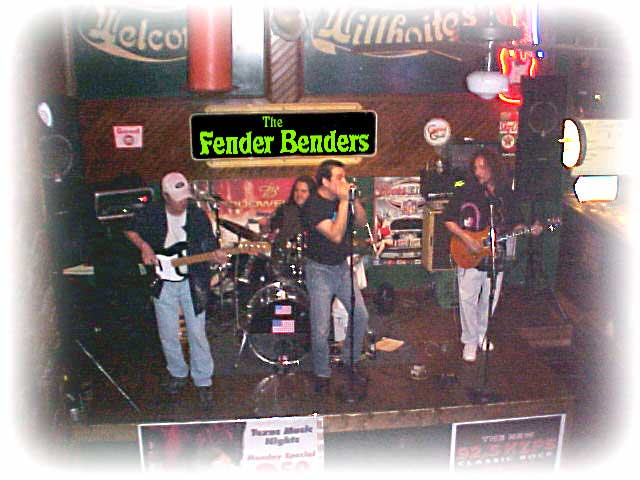 Fender Benders Band